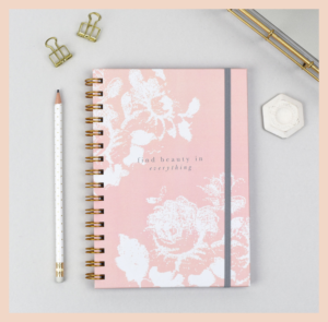 Find Beauty in Everything Notebooks