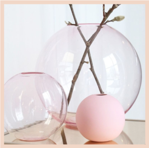 Cooee Design Ball Vases