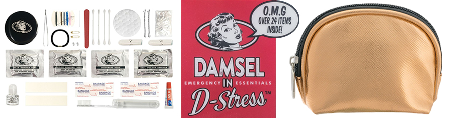 Damsel in D-Stress
