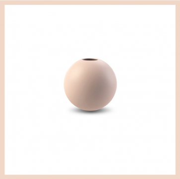 Cooee Design - Ball Vase (8cm Dusty Pink)