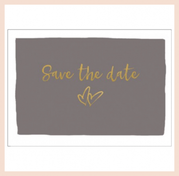 Save the Date - Set of 8 cards