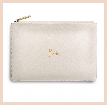 Katie Loxton 'BRIDE' Perfect Pouch