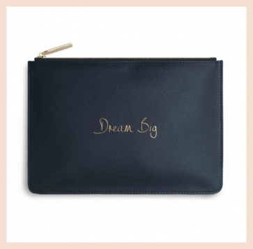 Katie Loxton 'DREAM BIG' Perfect Pouch