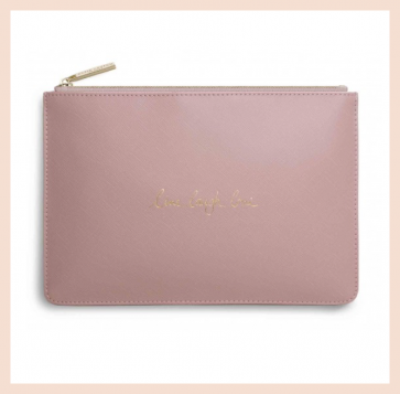 Katie Loxton 'LIVE LAUGH LOVE' Perfect Pouch