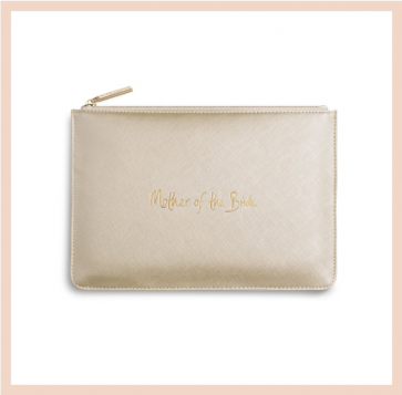 Katie Loxton 'Mother of the Bride' Pouch