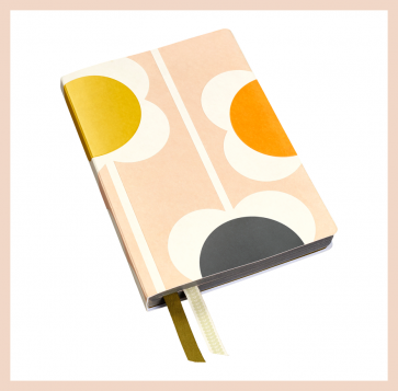 Orla Kiely - Classic Notebook, Abacus (A5)