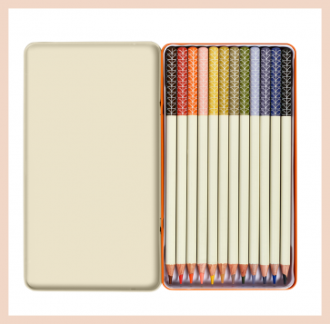 Orla Kiely -  Colouring Pencils