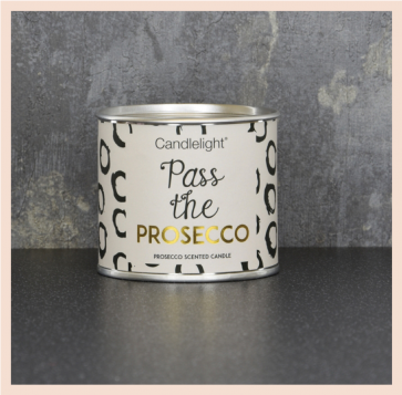 Prosecco Scented Candle