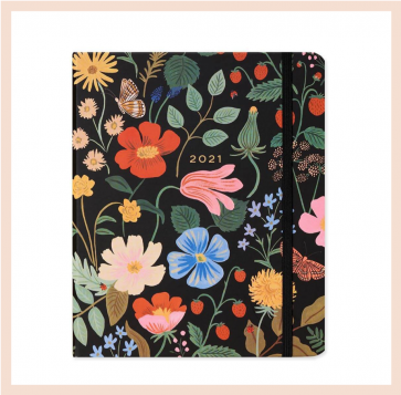 Rifle Paper Co - 2021 Strawberry Fields Planner