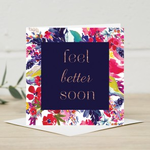 Stephanie Dyment- 'Feel Better Soon' Card