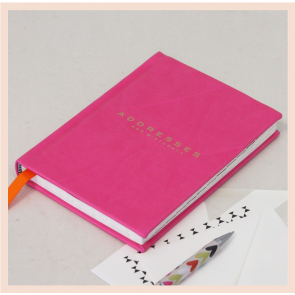 Caroline Gardner- Hot Pink Address & Birthday Book