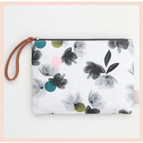 Caroline Gardner - Rose Tinted Clutch Bag