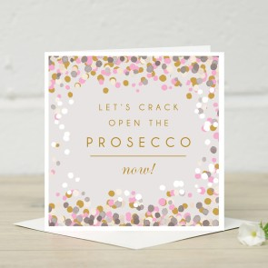 Stephanie Dyment- 'Prosecco' Card