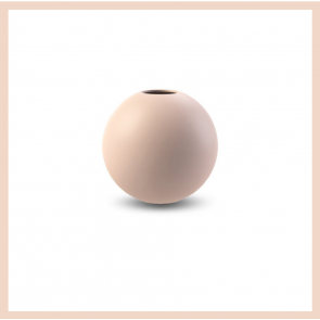 Cooee Design - Ball Vase (10cm Dusty Pink)