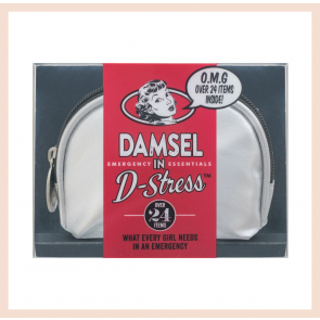 Damsel in D Stress - Emergency Essentials Kit (Silver)
