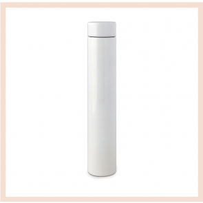 DesignWorks Ink - Slim Flask (ice white)
