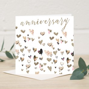 Stephanie Dyment- Anniversary Card