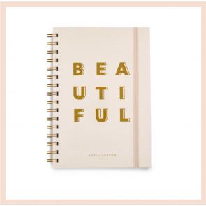Katie Loxton - Beautiful Notebook (A5)