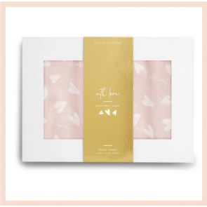 Katie Loxton - Boxed Scarf (With Love)