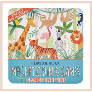 Magnetic Games in a Tin - Sloth