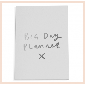 Old English Co - Big Day Planner (A5)