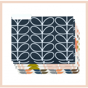 Orla Kiely -  File Folders (A4, set of 6)