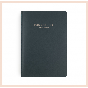 Ponderlily - Travel Journal