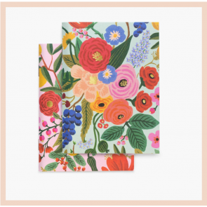 Rifle Paper Co - Garden Party Pocket Notebooks