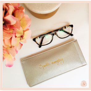Katie Loxton - Sparkle Everyday Glasses Case