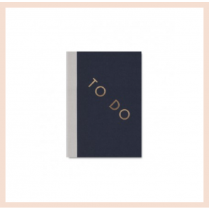 Studio Sarah London - To Do Notebook (Pocket)
