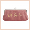 Oh La La Make Up Bag