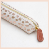 Caroline Gardner - Rose Tinted Metallic Slim Pencil Case