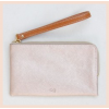 Caroline Gardner - Metallic Wristlet Essentials Purse