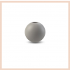 Cooee Design - Ball Vase (8cm Grey)