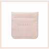 Trinket Pouch - Blush Vegan Leather