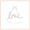 Katie Loxton - 'Love' Decoration