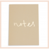 Old English Co - 'Notes' Notebook (A4)