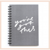 Old English Co - 'You've Got This' Notebook (A5)