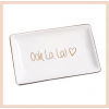 'Ooh La La' Trinket Tray