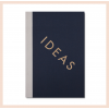 StudioSarah London - Ideas Notebook (A4)